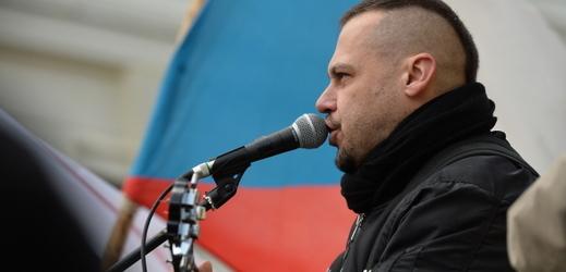 Tomáš Ortel, zpěvák, frontman a textař kapely Ortel.