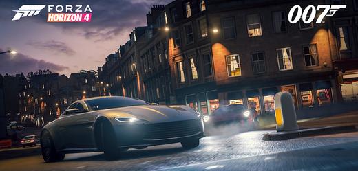 Letošní pokračování závodů Forza z hráčů udělá Jamese Bonda.