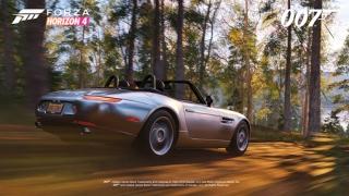 Letošní pokračování závodů Forza z hráčů udělá Jamese Bonda