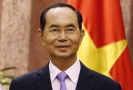 Tran Dai Quang stál v čele Vietnamu od roku 2016.