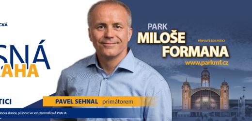 Kampaň Pavla Sehnala.