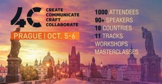 Zúčastněte se herní vývojářské konference 4C