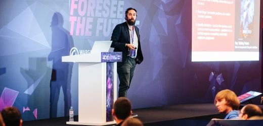 Zúčastněte se herní vývojářské konference 4C.