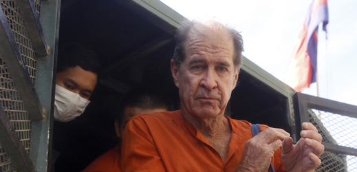 James Ricketson.