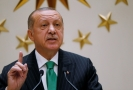 Turecký prezident Recep Tayyip Erdogan.