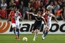 Ibrahim Benjamin Traoré má za sebou skvělou premiéru v pohárové Evropě.