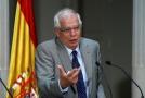 Španělský ministr zahraničí Josep Borrell.