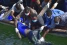 Při nehodě trajektu u Viktoriina jezera v Tanzanii zemřelo více než 160 osob.