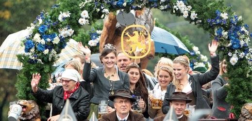 Organizátoři počítají, že na letošní ročník Oktoberfestu dorazí kolem šesti milionů návštěvníků.