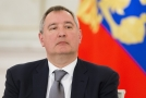 Šéf ruské vesmírné agentury Roskosmos Dmitrij Rogozin.