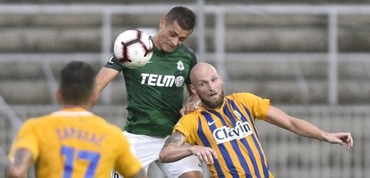 Fotbalisté prvoligového nováčka Opavy (ilustrační foto).