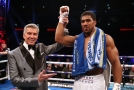 Boxer Anthony Joshua.