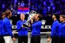 Výběr Evropy slaví další triumf na Laver Cupu.