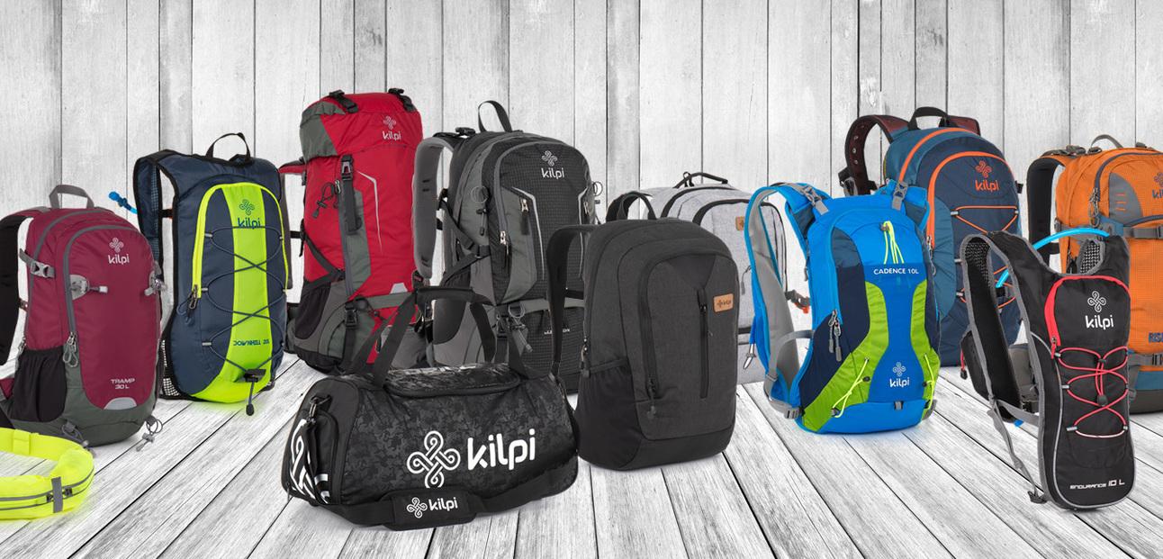 44938d6feaa VÝHERCI  kvalitní outdoorové batohy Kilpi