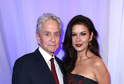Michael Douglas a Catherine Zeta Jones