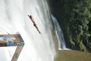 Michal Navrátil skončil čtvrtý ve Světové sérii v extrémních skocích do vody.