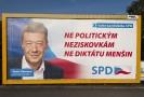 Předvolební kampaň SPD.