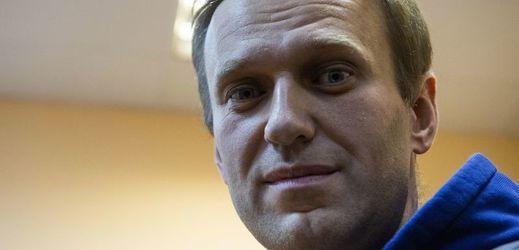 Ruský opozičník Alexej Navalnyj.