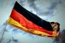 Německá vlajka.