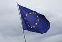 Vlajka Evropské unie.