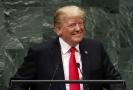 Americký prezident Donald Trump ve svém vystoupení před Valným shromážděním OSN.