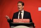 Labouristický stínový ministr pro brexit Keir Starmer.