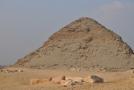 Archeologické naleziště v Abúsíru.