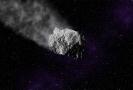 Asteroid (ilustrační foto).