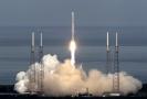 Raketa Falcon 9 firmy SpaceX.