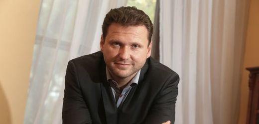 Předseda sněmovny Radek Vondráček (ANO).