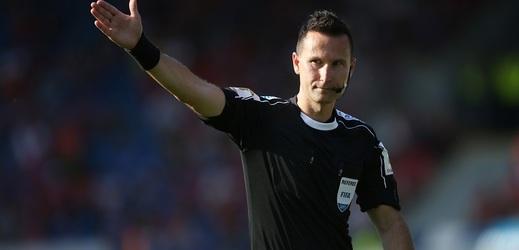 Český sudí Radek Příhoda není na listině FIFA.