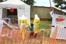 Nakažení ebolou v Kongu.