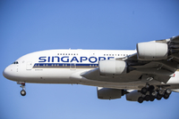Singapore Airlines.