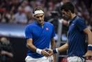 Roger Federer a Novak Djokovič ocenili práci Rafaela Nadala.