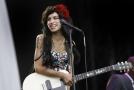 Zpěvačka Amy Winehouseová na archivním snímku.