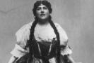 """Ema Destinnová jako Mařenka v opeře """"Prodaná nevěsta"""" v roce 1909 v New Yorku."""