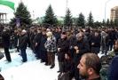 Kozlovskij přijel do Magasu sledovat demonstrace proti dohodě o vyřešení územního sporu s Čečenskem.