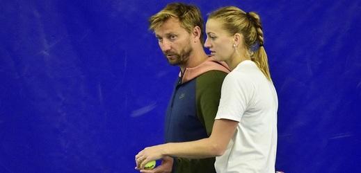 Trenér Jiří Vaněk věří, že Petra Kvitová může na Turnaji mistryň uspět.