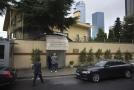 Saúdskoarabaská ambasáda v Turecku.