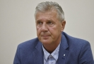 Čeští rozhodčí si vyslechli problematiku od Poláka Gila a Itala Rizzoliho.