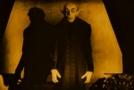 Snímek Upír Nosferatu.
