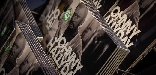 Poslední album Johnnyho Hallydaye.