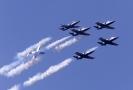 Cvičné letouny L-39 Albatros.