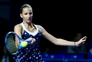 Karolína Plíšková si chce Turnaj mistryň užít.