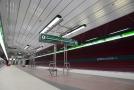 V neděli nejezdilo dvě a půl hodiny metro mezi stanicemi Náměstí Míru a Bořislavka.