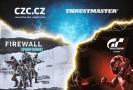 Turnaj v netradičních hrách na For Games ve spolupráci s PlayStation a Thrustmaster