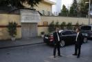 Saúdskoarabské velvyslanectví v Turecku.