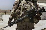 Padlý voják byl kynologem, v době útoku seděl na korbě auta