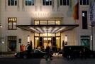 Hotel Ritz-Carlton v Berlíně.