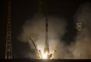 Start rakety Sojuz (ilustrační foto).